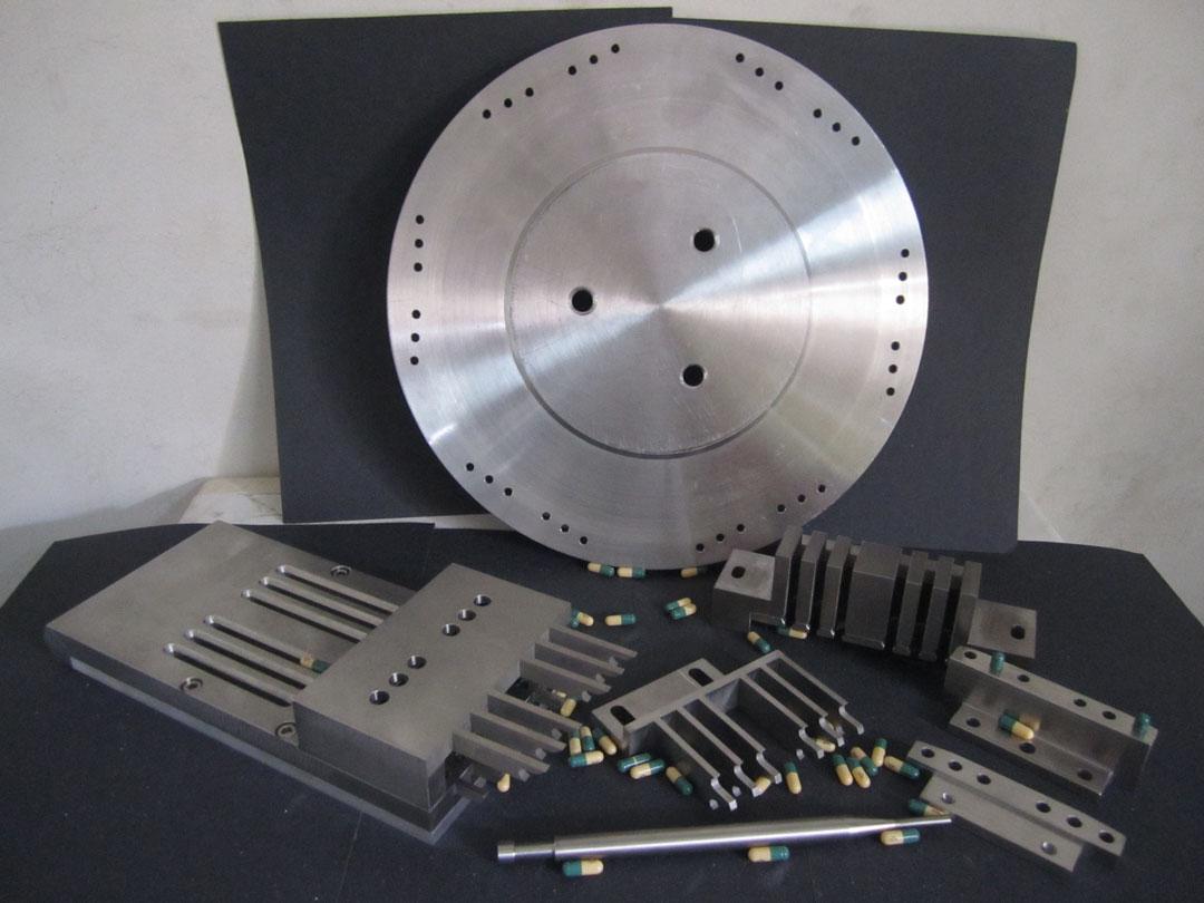 Capsule Filling Change Parts