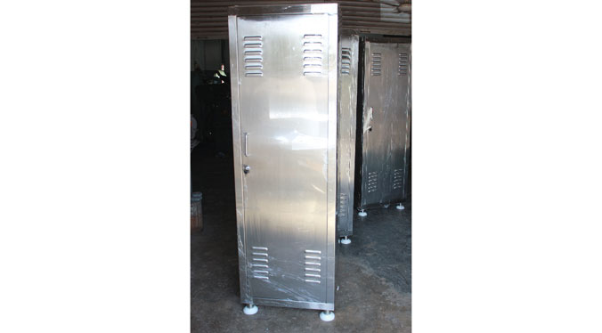 S.S Cabinets for QC Deptt.