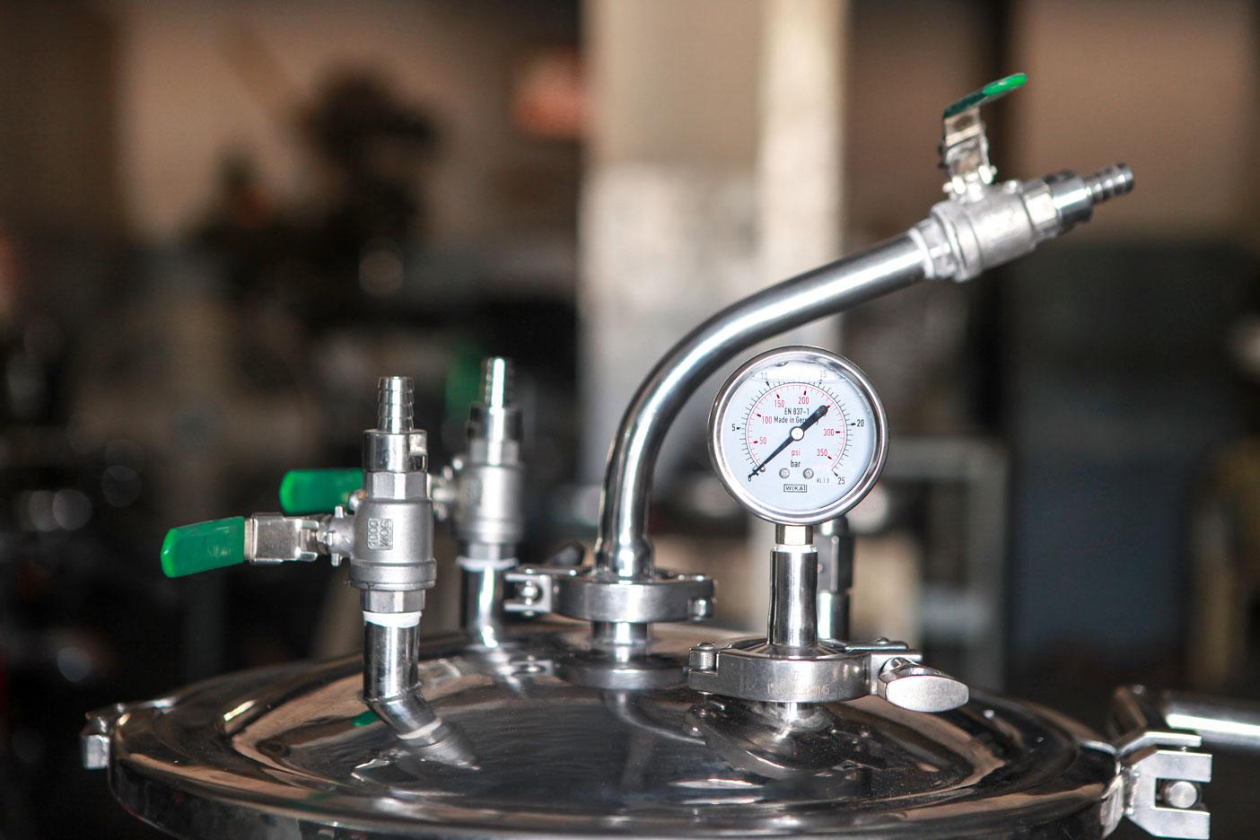 S.S Pressure Vessels